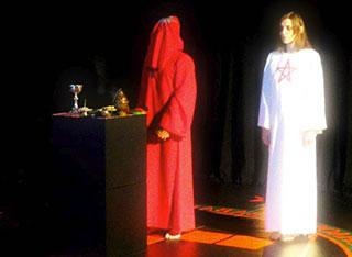 La magie cérémonielle