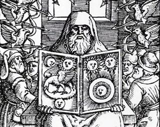 L'origine de l'occultisme