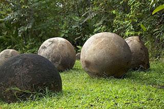 Les sphères du Costa Rica