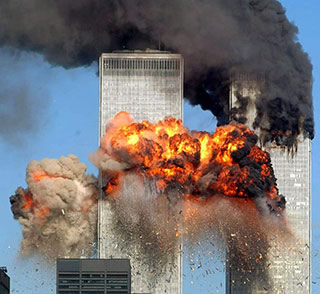 Les attentats du World Trade Center