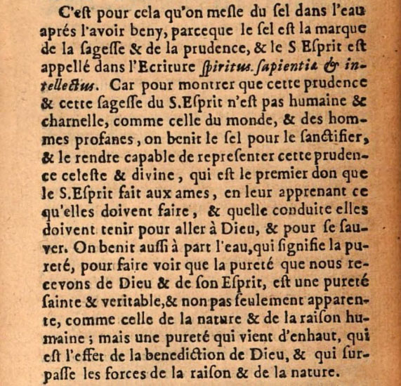 Les Instructions du rituel d'Alet
