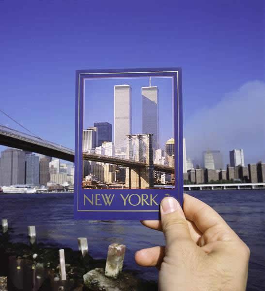 New-York avant le 11 septembre