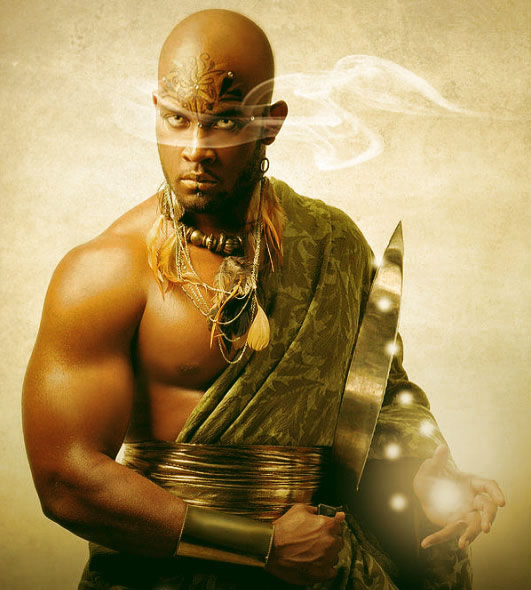 Image de Les pouvoirs extraordinaires d'Ogoun, le super-héros