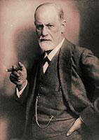 Sigmund Freud, par Max Halberstadt, 1921