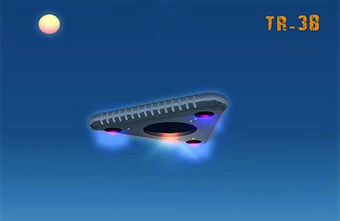 Représentation du TR-3B
