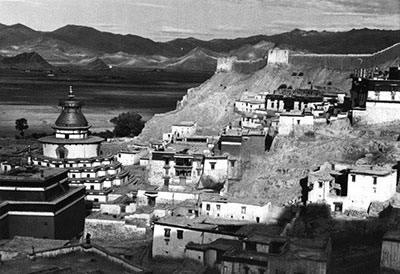 Le Tibet dans les années 1920