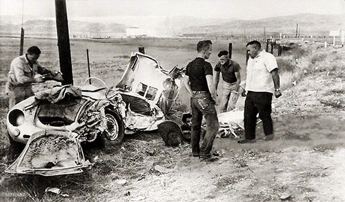 Accident de James Dean
