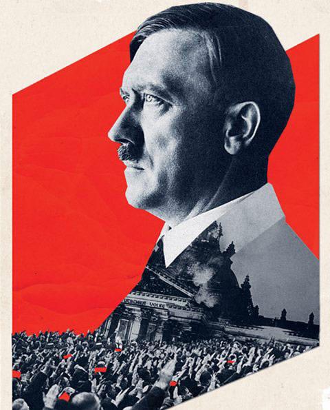 Affiche Nazi