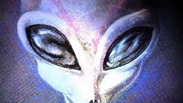 Alien insectoïde