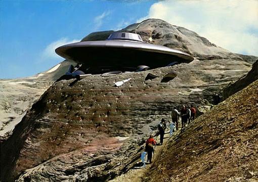 Aliens des montagnes