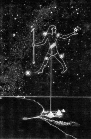 Alignement sur Orion