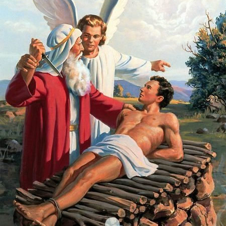 Angoisse d'Abraham