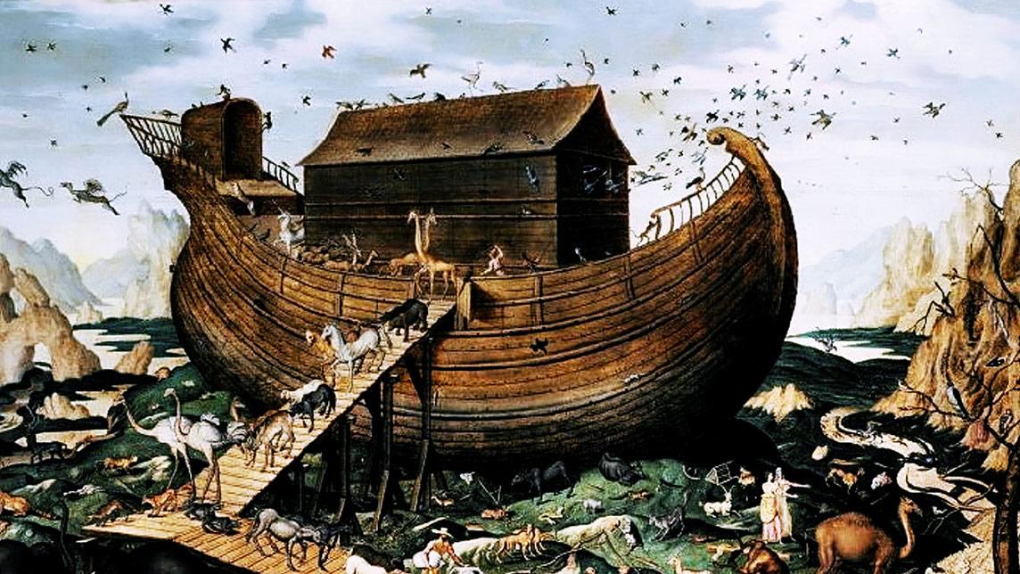 Comment les humains ont-ils échappé à la grande inondation ?