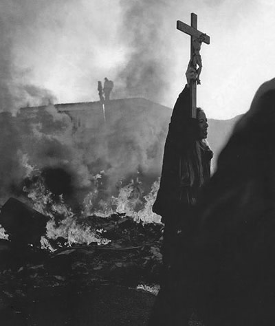 Arrivée du christianisme