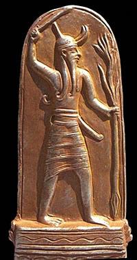 Le dieu Baal
