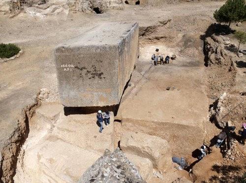 Monolithes de Baalbek