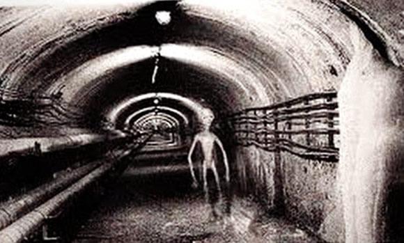 Bases souterraines
