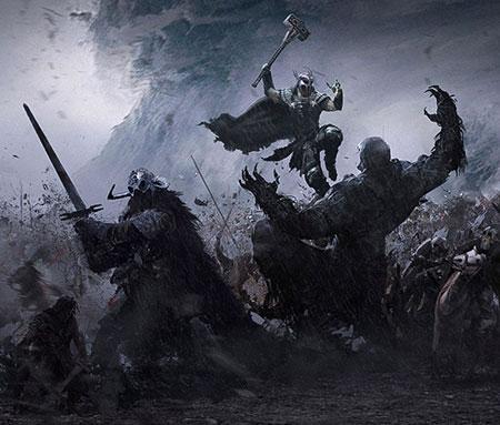 La bataille des Dieux