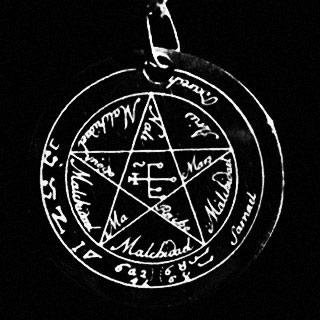 Black talisman