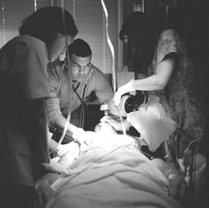 Mort imminente au bloc opératoire