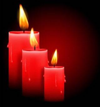 l 39 usage des bougies rouges en magie d 39 amour c 39 est dramatic. Black Bedroom Furniture Sets. Home Design Ideas