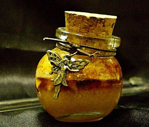 Image de Quelques exemples de sorts utilisés sous forme de bouteilles de sorcières