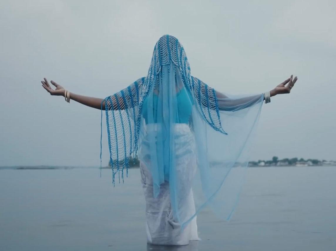 Yemayá le souverain des mers