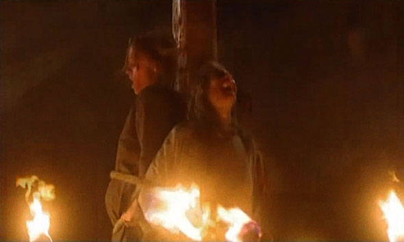 Bûcher des sorcières