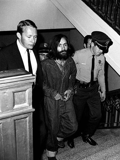 Charles Manson - 10 décembre 1969