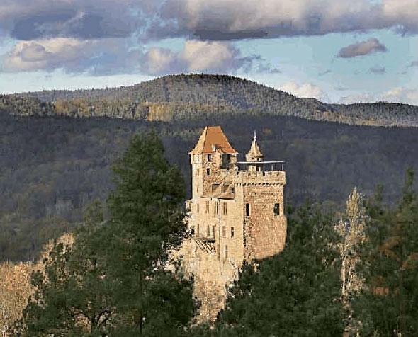 Château de Berwartstein