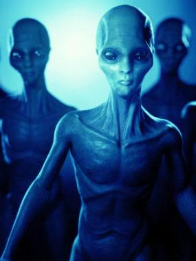 Communication avec les aliens