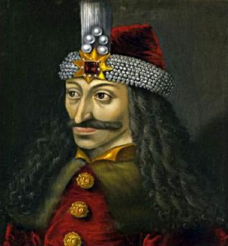 Portrait du Comte Dracula