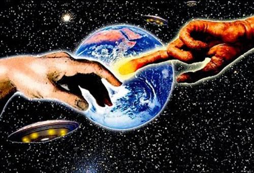 Image de Des extraterrestres bisounours