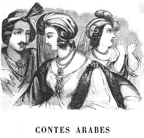 Les contes Arabes