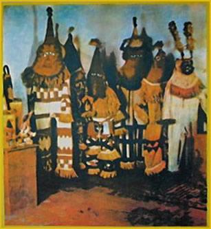 Costumes de l'Abakua