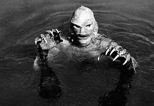 La créature du lac noir