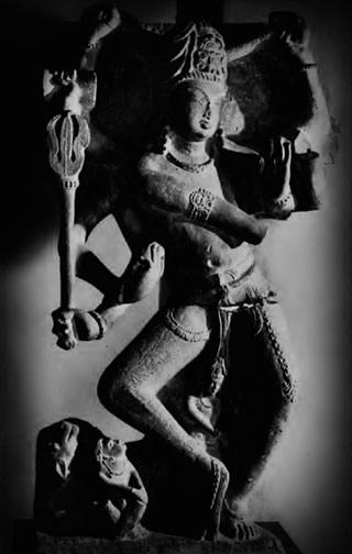 Image de L'expression des passions de Shiva