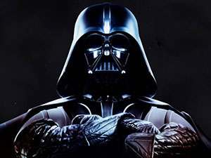 Dark Vador dans Star Wars