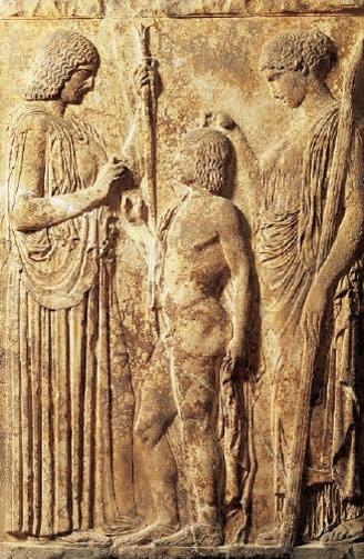 Image de La symbolique chrétienne dans le culte d'Éleusis