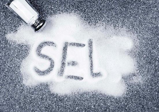 Desenvoutement par le sel