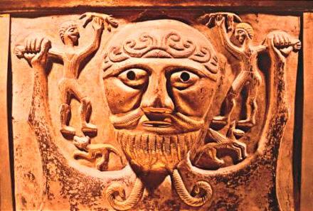 La cosmogonie celte: le dieu Toutates