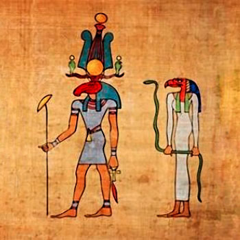Dieux Egyptiens