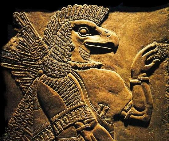 Les dieux et les mythes sumériens