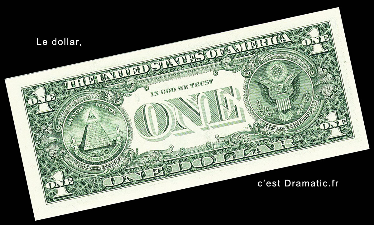le billet de un dollar est l u0026 39 oeuvre des illuminati  c u0026 39 est