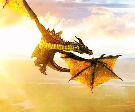Dragon des airs