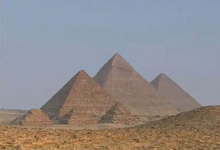 Image de Les dépositaires des Mystères d'Egypte
