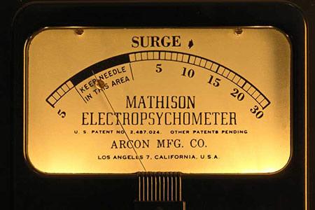 Electropsychomètre