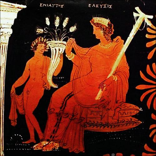 Culte d'Eleusis
