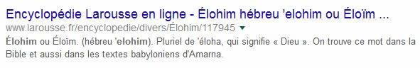 Elohim