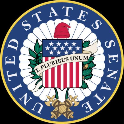 Embleme du Sénat des USA